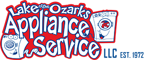 Logo, Lake of the Ozarks Appliance Service, LLC.